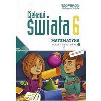 Matematyka SP 6/2 Ciekawi świata ćw w.2014 OPERON