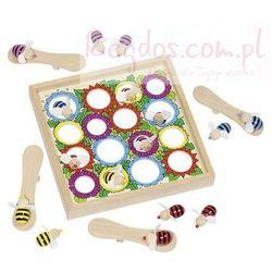 Gra zręcznościowa, latające pszczoły