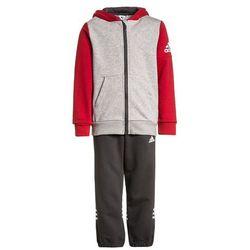 adidas Performance HOJO Dres medium grey heather/power red/white