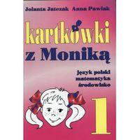 KARTKÓWKI Z MONIKĄ 1 (opr. miękka)