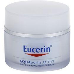 Eucerin Aquaporin Active krem intensywnie nawilżający do każdego rodzaju skóry SPF 25 + do każdego zamówienia upominek.