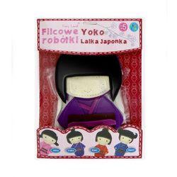 Filcowe robótki - Lalka Japonka Yoko