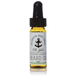 Brighton Beard Company Old Joll`s Olejek do brody Czarny Pieprz Grejpfrut 30ml