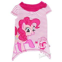 Tunika My Little Pony różowa
