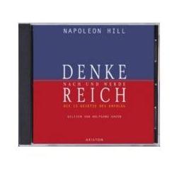 Denke nach und werde reich, 4 Audio-CDs