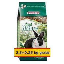 Versele-Laga Cuni Nature pokarm dla królika 2,75kg (2,5+0,25kg gratis)