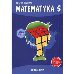 Matematyka z plusem 5 Zeszyt ćwiczeń Geometria (opr. miękka)