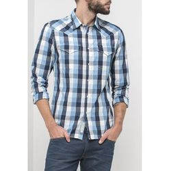 Koszula Lee Western Shirt Washed Blue