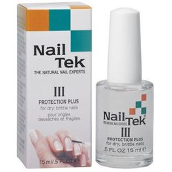 Nail Tek Formuła III Protection Plus - 15 ml
