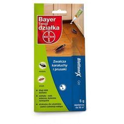 Blattanex Żel 5 g wygodny i skuteczny środek zwalczający karaluchy i prusaki