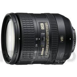 Nikon Obiektyw NIKKOR 16-85mm f/3.5-5.6G ED AF-S VR DX Darmowy transport od 99 zł   Ponad 200 sklepów stacjonarnych   Okazje dnia!