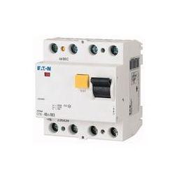 Wyłącznik różnicowoprądowy 4-bieg CFI6-40/4/003-A - Eaton - 235788