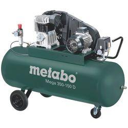 METABO MEGA 350-150 D SPRĘŻARKA TŁOKOWA