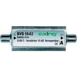 Wzmacniacz sygnału telewizyjnego, Axing BVS 10-02, idealny do anten DVB-T, 10 dB