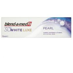 Blend-a-Med 3dWhite Luxe Instant Pearl Glow (U) pasta do zębów 75ml
