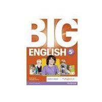 Big English 5. Podręcznik + MyEnglishLab (opr. miękka)