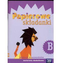 Papierowe składanki B (opr. miękka)