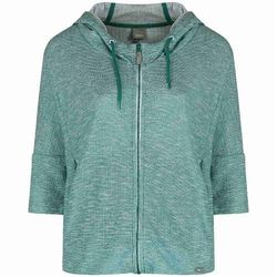 bluza BENCH - Blond Emerald Green (GR252) rozmiar: XS