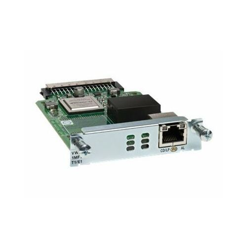 VWIC3-1MFT-G703 Moduł Cisco 1-Port G.703 Multiflex Trunk Voice/WAN Interface Card