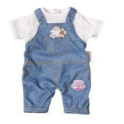 Ubranka Jeans Odzież dla niemowląt Annabell