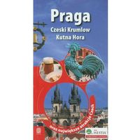 Praga Czeski Krumlow Kutna Hora (opr. miękka)