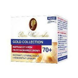 MIRACULUM PANI WALEWSKA GOLD COLLECTION 70+ KREM NAPRAWCZY NA DZIEŃ I NOC 50ML