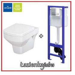 CERSANIT HI-TEC PURE 4W1 Zestaw podtynkowy do WC K97-282