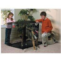 MidWest Life Stages 1648DD - klatka dla psa o wymiarach 122x76x84cm, rozmiar XXL