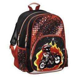 9ef5880b76db5 Hama plecak szkolny dla dzieci   Motorbike - Motorbike