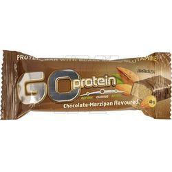 Baton Go Protein Biotech 40g czekoladowo-marcepanowy