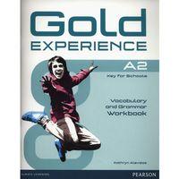 Gold Experience A2. Vocabulary & Grammar Workbook (opr. miękka)