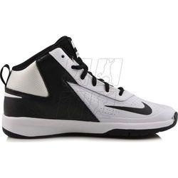 Buty koszykarskie Nike Team Hustle D 7 Jr 747999-101