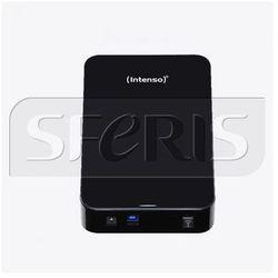 Dysk Twardy Zewnętrzny Intenso MemoryCenter Czarny 3,5'' USB 3.0 3TB - 6031511