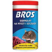 Granulat na myszy i szczury Bros 0,25kg