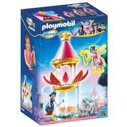 Playmobil  Grająca kwiatowa wieża z iskierką i donellą 6688