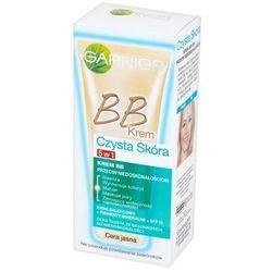 Garnier Czysta skóra 5w1 BB Cream przeciw niedoskonałościom cera jasna SPF 15 50ml