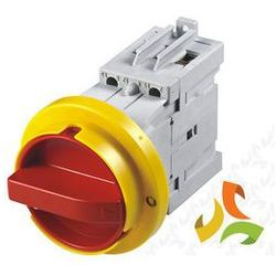 Rozłącznik LAS 63 3P z pokrętłem bezpośrednim 004660015 ETI