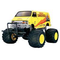 Samochód terenowy Monstertruck Lunch Box 2WD, Tamiya, skala
