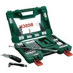 Komplet wierteł uniwersalnych Bosch 2607017191, Uchwyt narzędzia: Uchwyt prosty