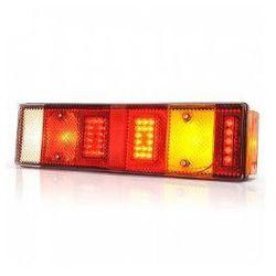 Lampa LED zespolona tylna 8 funkcji PRAWA (657)