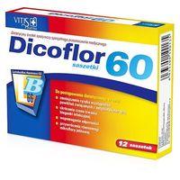 Dicoflor 60 prosz.dosp.zaw.doust. 12sasz.