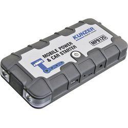Urządzenie rozruchowe, booster Kunzer Multi-Pocket-Booster 12000 mAh MPB125, Prąd rozruchowy (12V): 200 A, 12 Ah