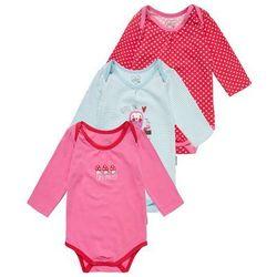 Gelati Kidswear 3 PACK Body pink/multicolor