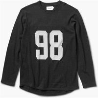 bluza DIAMOND - Jackson Football Top Black (BLK)