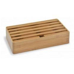 All-Dock L - bambus - stacja dokująca telefon/tablet