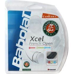 naciąg tenisowy BABOLAT XCEL French Open Roland Garros 12m BLACK API:Promocja dla towaru o ID: 10418 (-31%)