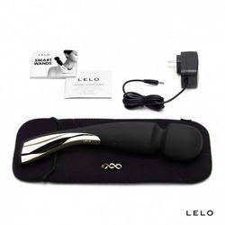 Masażer LELO - Smart Wand Large, black