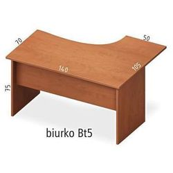 Biurko narożne Bt5