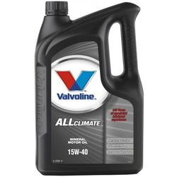 VALVOLINE ALL CLIMATE 15W-40 5L
