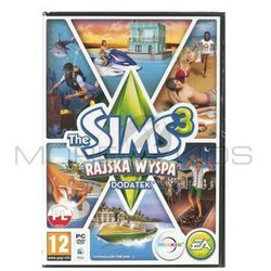The Sims 3 Rajska Wyspa (PC)
